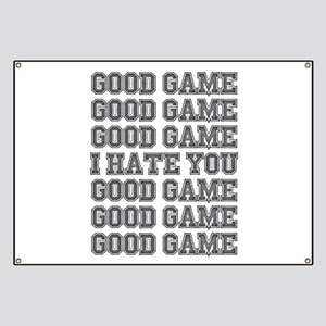 Good Game Banner
