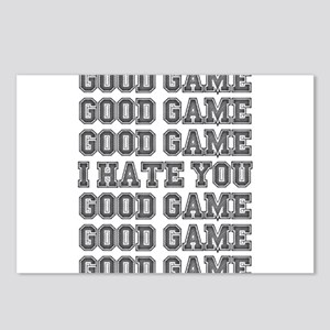 Good Game Postcards (Package of 8)