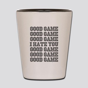 Good Game Shot Glass