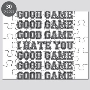 Good Game Puzzle