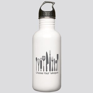 Choose Your Weapon Water Bottle