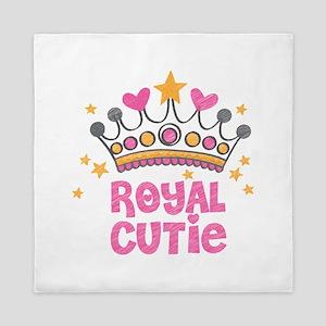 Royal Cutie Queen Duvet