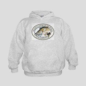 Walleye Capital of the World Hoodie