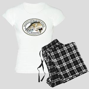 Walleye Capital of the World Pajamas
