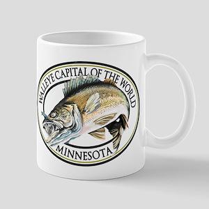 Walleye Capital of the World Mug