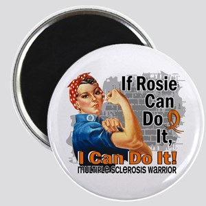 If Rosie Can Do It MS Magnet