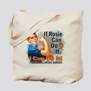 If Rosie Can Do It MS Tote Bag