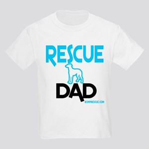 Rescue Dog Dad T-Shirt