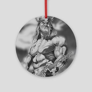 Conan The Barbarian Ornament (Round)