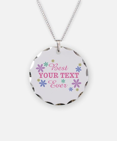 PERSONALIZE Best Ever Necklace