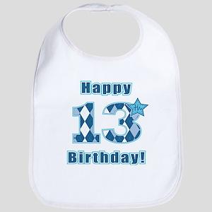 Happy 13th Birthday! Bib