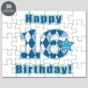 Happy 16th Birthday! Puzzle
