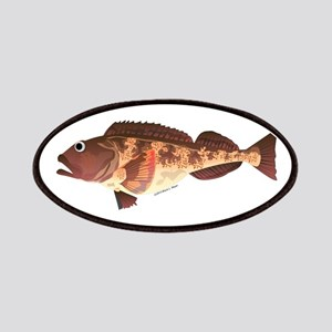 Lingcod fish Patches