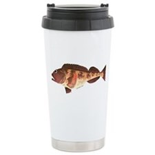 Lingcod fish Travel Mug