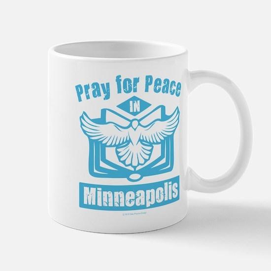 Pray for Minneapolis Mugs
