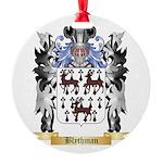 Blythman Round Ornament