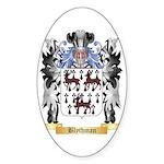 Blythman Sticker (Oval)
