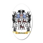 Blythman 20x12 Oval Wall Decal
