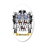 Blythman 35x21 Oval Wall Decal