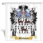 Blythman Shower Curtain