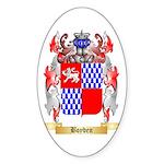 Boyden Sticker (Oval 50 pk)