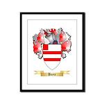 Boyce Framed Panel Print