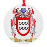 Boxwell Round Ornament