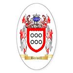Boxwell Sticker (Oval 50 pk)