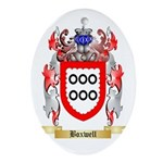 Boxwell Ornament (Oval)
