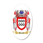 Boxtell 20x12 Oval Wall Decal