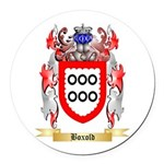 Boxold Round Car Magnet