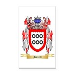 Boxell Rectangle Car Magnet