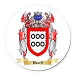 Boxell Round Car Magnet