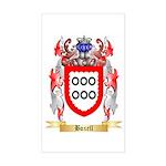 Boxell Sticker (Rectangle)
