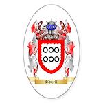 Boxell Sticker (Oval 10 pk)