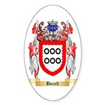 Boxell Sticker (Oval 50 pk)