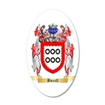 Boxell 20x12 Oval Wall Decal