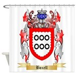 Boxell Shower Curtain