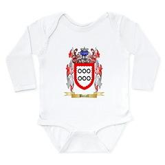Boxall Long Sleeve Infant Bodysuit