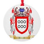 Boxald Round Ornament