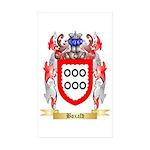 Boxald Sticker (Rectangle 50 pk)