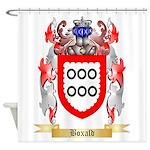 Boxald Shower Curtain