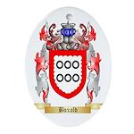 Boxald Ornament (Oval)