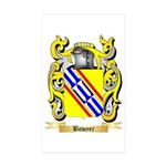 Bowyer Sticker (Rectangle 50 pk)