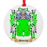 Bowring Round Ornament