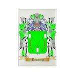 Bowring Rectangle Magnet (100 pack)