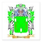 Bowring Square Car Magnet 3