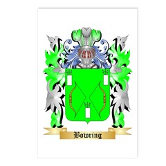 Bowring Postcards (Package of 8)