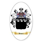 Bowre Sticker (Oval 10 pk)