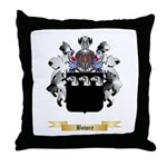 Bowre Throw Pillow